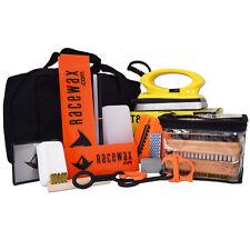 RaceWax Podium Ski Snowboard Wax Tuning Kit