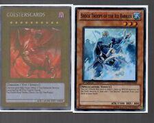 Yugioh Card - Super Rare Holo - Shock Troops Of The Ice Barrier HA03-EN018 1st E
