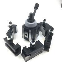 Quick Change Toolpost Piston 200Series Tool Post Holder 250-200 for Lathe CNC