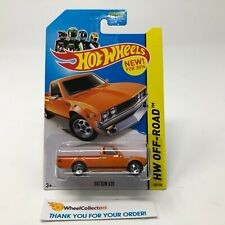 Datsun 620 #139 * Orange * 2014 Hot Wheels * Jc30