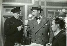 JEAN-LOUIS TRINTIGNANT RAYMOND PELLEGRIN LA LOI DES RUES 1956 PHOTO ORIGINAL #1