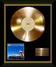 Blur / Ltd Edition CD Gold Disc / Record / Great Escape