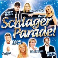 CD Schlagerparade von Diverse Interpreten 2CDs
