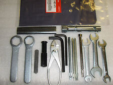 Honda CBX 1087 New Tool Kit CBX 1000 1979-1980 89010-422-000