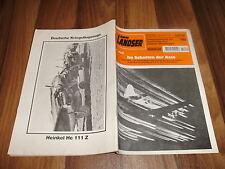 LANDSER 1980 -- IM SCHATTEN DER ASSE / Als Rottenflieger Schlacht um England