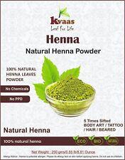 1 Kg (35.274 oz) Natural Henna Powder for Hand,Hair & Beard - Kvaas