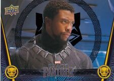 BLACK PANTHER (2018) - BLACK PARALLEL BASE CARD 1 (059/149)