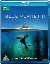 Blue Planet II Blu-ray 2017 Region - DVD J8ln The Cheap Fast