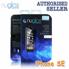 2x NUGLAS Tempered Glass Screen Protector For Apple iPhone XS Max XR 8 Plus