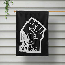 """Black Lives Matter Power Fist Flag Parade Protect Personal Size 23.62"""" x 15.75"""""""