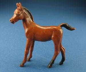 SCHLEICH 13103 - Braunes Fohlen, brown Foal - Farm Schleichtier Pferd Horse 7