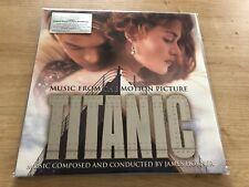 TITANIC Silver Double Vinyl Ltd.to 500 Nr. 200 OST Booklet Poster - James Horner