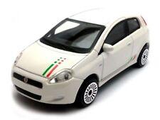 Fiat Grande Punto 1:43 modelo del coche en miniatura Diecast modelos Die Cast Metal