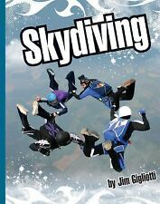 Sky Diving (Extreme Sports)-ExLibrary