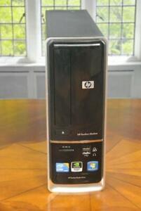 HP Pavilion Slimline s5380t Intel Core 2 8GB Ram Win 10 PRO 600GB NVIDIA Geforce