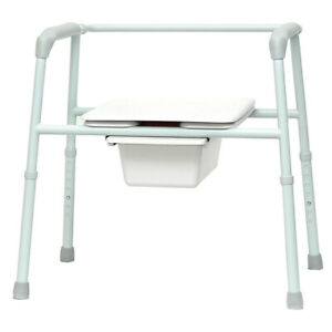 MEDICAL 1 CA/2 EA Probasic Bariatric Three-In-One Commode BSB31C CHOP