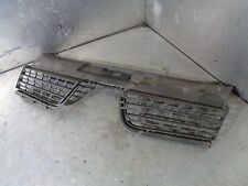 Renault Clio PH2 Phase 2 2001-2006 upper front bumper grille 8200244633