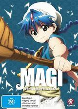 Magi: The Kingdom of Magic (Season 2) Part 1 (Eps 1-13) NEW R4 DVD