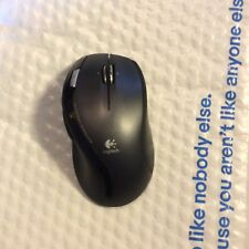 Logitech Wireless Laser Mouse M-Rch105 No Receiver