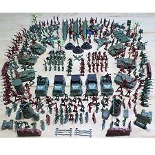 307P Soldier Army Men Grenade Tank Aircraft Rocket Sand Scene Kids Model Toy US