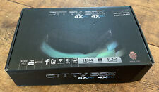 MXQ OTT TV Android Box With Box Remote Multimedia Gateway Internet TV BNIB