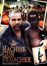 Machine Gun Preacher Documentary (DVD, 2015)