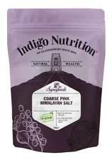 Indigo Herbs Pink Himalayan Salt 250g Fine & Coarse