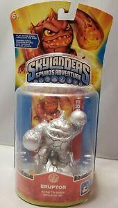 Skylanders Spyros Adventure Silver Eruptor Variant Rare Series 1 NEW Unopened