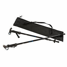 Michelob Ultra Trekking Poles w/Flashlight Brand New Free Shipping in the USA