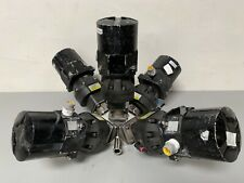 5 ITT Sherotec Stainless Steel Diaphragm Valves w/ Position Monitors