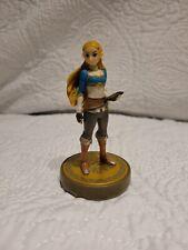 Nintendo Amiibo Zelda Breath Of The Wild Zelda Loose