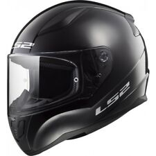 LS2 Ff353 Rapid Touring Road Motorcycle Bike Full Face Helmet S Gloss Black