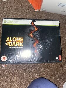 Alone in the Dark Limited Edition game for Xbox 360 new sealed pal version