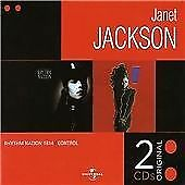 Janet Jackson - Rhythm Nation/Control (2000)