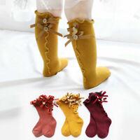 Baby Toddler Girl's Boy's Cute Leggings Warmer Leg Warmers Knee Long Socks