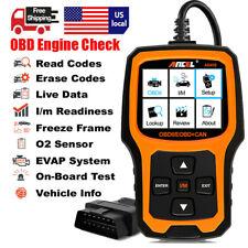 Ancel AD410 OBD2 Code Reader Check Engine Light Auto Scanner I/M Diagnostic Tool