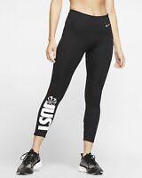 Nike Speed Icon Clash 7/8 Dri-Fit Running Gym leggings Womens UK Size M BNWT