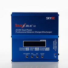 SKYRC IMAX B6AC V2 50W Balancer Ladegerät LiPo/LiIon/LiFe/NiMH/NiCd/Pb-Akku