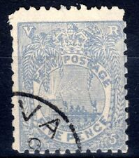 Fiji - 1890 Definitive - Mi. 33 FU