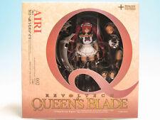 REVOLTECH Queen's Blade 002 Queen's Blade Airi Action Figure Kaiyodo