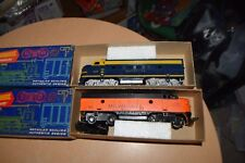 Lot of 2 Locomotives HO Scale