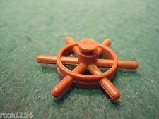 PLAYMOBIL 3599 COAST GUARD BOAT SHIP'S WHEEL