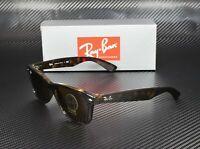 RAY BAN RB2132 710 New Wayfarer LT Havana Crystal Brown 55 mm Men's Sunglasses