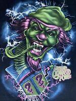 blaze ABK,Boondox super villians decal sticker,insane clown posse twiztid