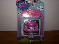 Littlest Pet Shop Pink Poodle Puppy Dog 3272 New in Box