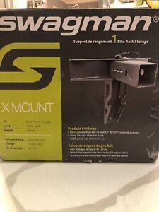 Swagman X Mount Bike Rack Storage