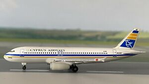 Airbus A320 Cyprus Airways 1:500 mit OVP Herpa Wings Flugzeugmodell