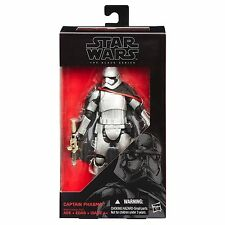 CAPTAIN PHASMA Black Series 6-Inch Figure Star Wars E7 TFA NIB
