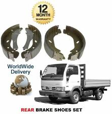 FOR NISSAN CABSTAR 90 95 110 120 2001-2007 2.7DT 3.0DT NEW REAR BRAKE SHOE SET