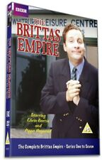 BRITTAS EMPIRE 1-7 (1991-1997) COMPLETE Chris Barrie TV Season Series NEW R2 DVD